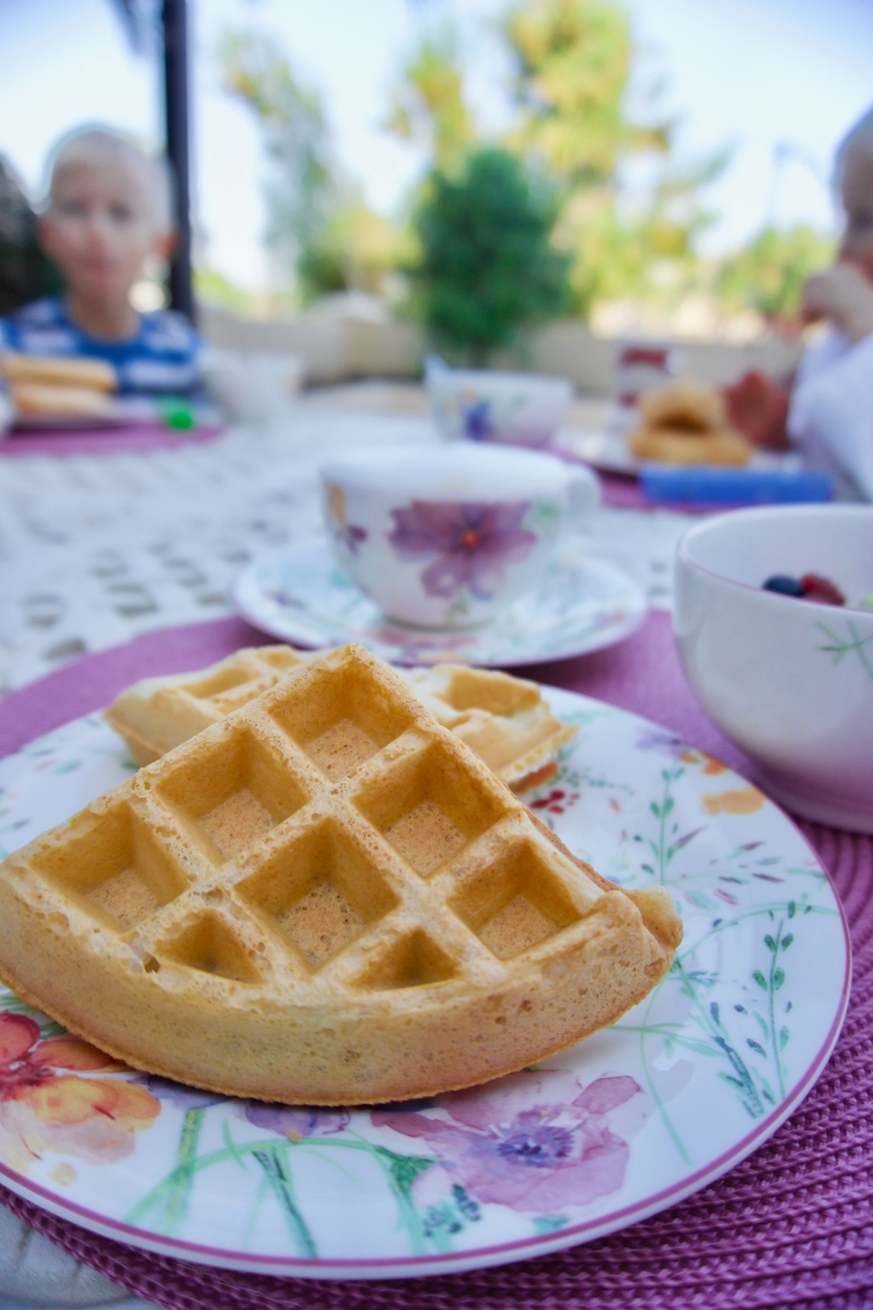 allergen free waffles