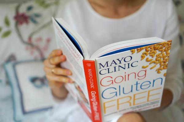 Going Gluten Free Book